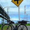 Photos: 晴れ間と自転車