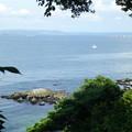 Photos: 猿島の海@横須賀20150607