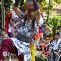 写真: 谷保天満宮例祭の古式獅子舞@川崎20180923