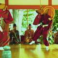 Photos: こきりこ踊り