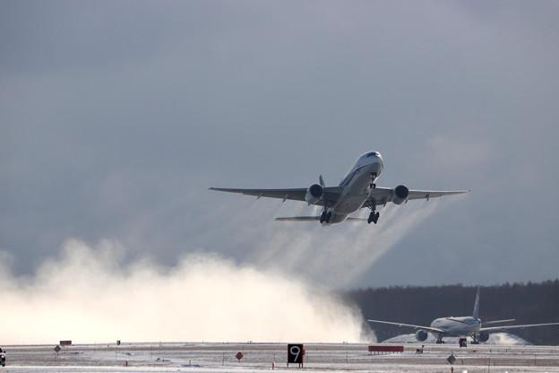 離陸-B777