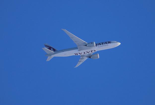 上空 A7-BFF