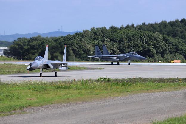 F15-米軍