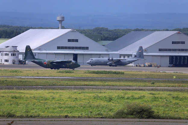 Photos: C130 輸送機 日本  米軍
