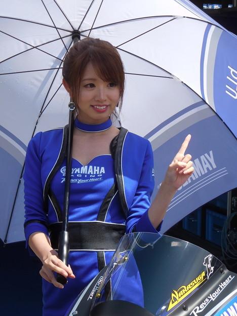 YAMAHAレーシングレディ・1