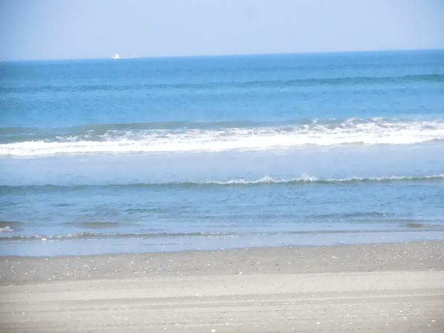 鹿島灘にて・2