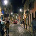 Photos: 夜の裏通り