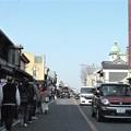 「2月14日の街」