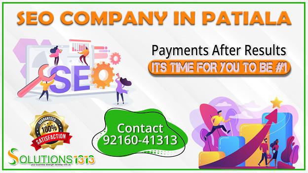 SEO Company in Patiala