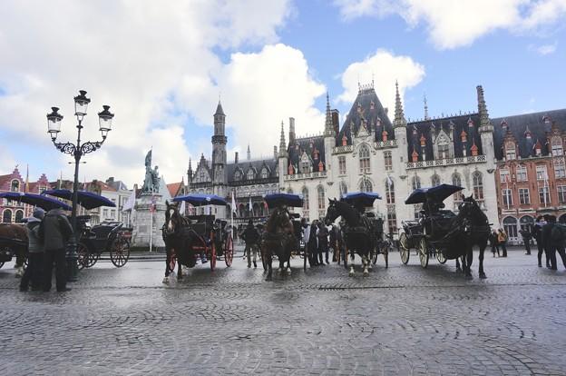 Bruges Markt