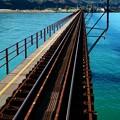 Photos: Railway, bridge and water