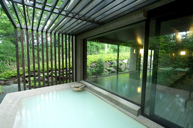 大浴場の露天風呂(イメージ)