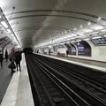 Photos: パリの地下鉄駅