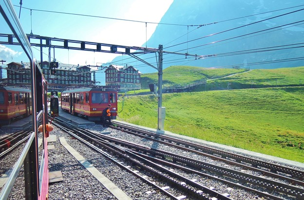 Photos: ユングフラウ鉄道