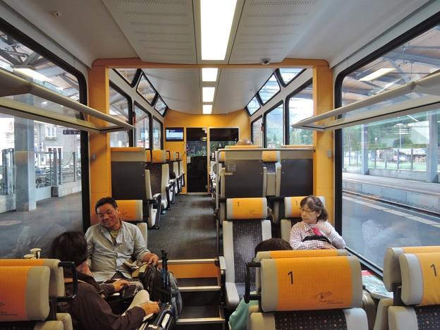 マッターホルン・ゴッタルド鉄道