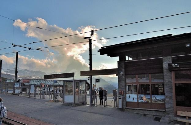 リッフェルベルク駅