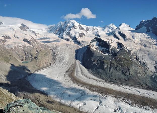 Photos: グレンツ氷河