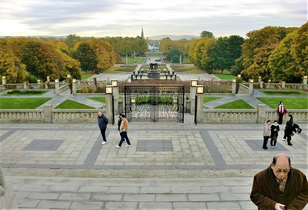 ヴィ―ゲラン彫刻公園