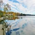 Photos: 湖畔の景色