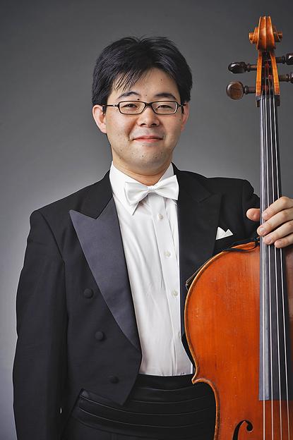 宮坂拡志 みやさかひろし チェロ奏者 チェリスト       Hiroshi Miyasaka