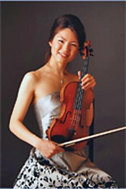 赤津加奈子 あかつかなこ ヴァイオリン奏者 ヴァイオリニスト