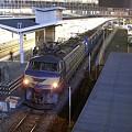 3月12日、下り31列車。
