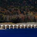 Photos: 2020年10月18日 タウシュベツ川橋梁
