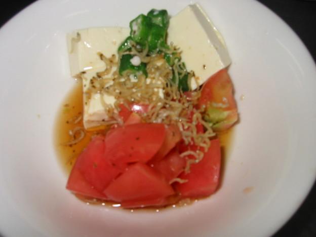 Photos: 20080628OSD豆腐トマトサラダ