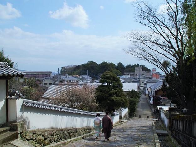 九州への旅(杵築)