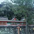 Photos: 蓬莱山神社社殿