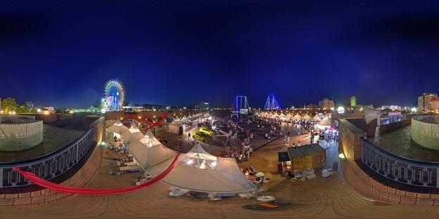 Photos: シズオカ×カンヌウイーク2017 「海辺のマルシェ」清水マリンパーク会場 360度パノラマ写真(7)