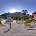 写真: 慈照寺銀閣 360度パノラマ写真〈1〉