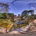 写真: 慈照寺銀閣 360度パノラマ写真〈3〉