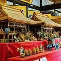 岡部町 大旅籠柏屋 御殿飾ひな人形