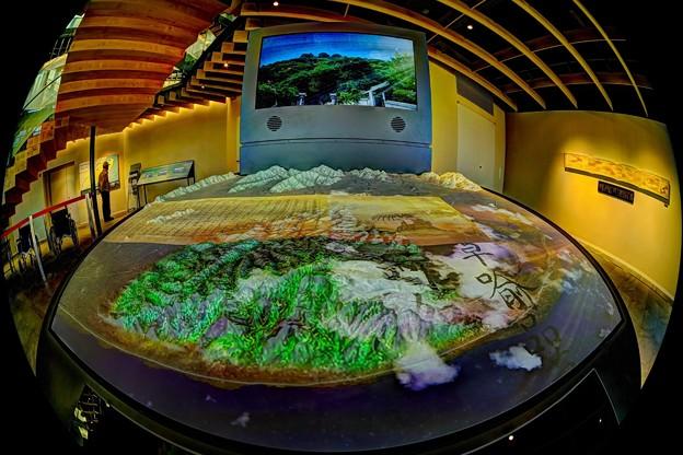 日本平 夢テラス 一階展示室