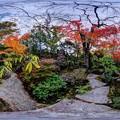 Photos: 京都 大原 宝泉院 宝楽園庭園 360度パノラマ写真(1)