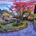 京都 大原 寂光院 360度パノラマ写真(2)