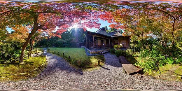 吉城園庭園 360度パノラマ写真(3)
