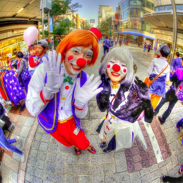 Photos: 市民クラウン(1) 大道芸ワールドカップin静岡2019より