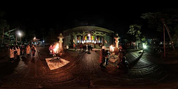 飛騨古川 三寺参り  本光寺 360度パノラマ写真