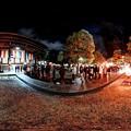 Photos: 飛騨古川 三寺参り  真宗寺 360度パノラマ写真