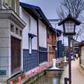 Photos: 飛騨古川 瀬戸川沿い白壁土蔵群