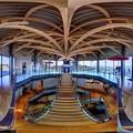 日本平 夢テラス3階 360度パノラマ写真