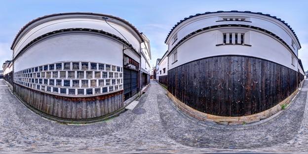Photos: 倉敷美観地区 360度パノラマ写真(2)