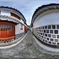 倉敷美観地区 360度パノラマ写真(4)