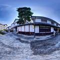 Photos: 倉敷美観地区 360度パノラマ写真(6)