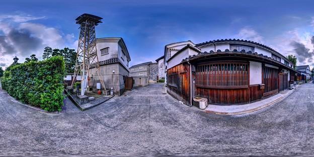倉敷美観地区 360度パノラマ写真(8)