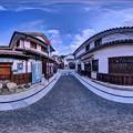 Photos: 倉敷美観地区 360度パノラマ写真(9)