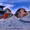 Photos: 倉敷美観地区 360度パノラマ写真(10)