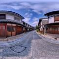 倉敷美観地区 360度パノラマ写真(13)